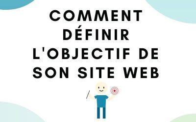 Quels sont les objectifs de la création de site web ?