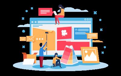 Créer un site Internet | Création de site (en 4 étapes)