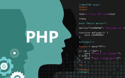 Les bases du PHP